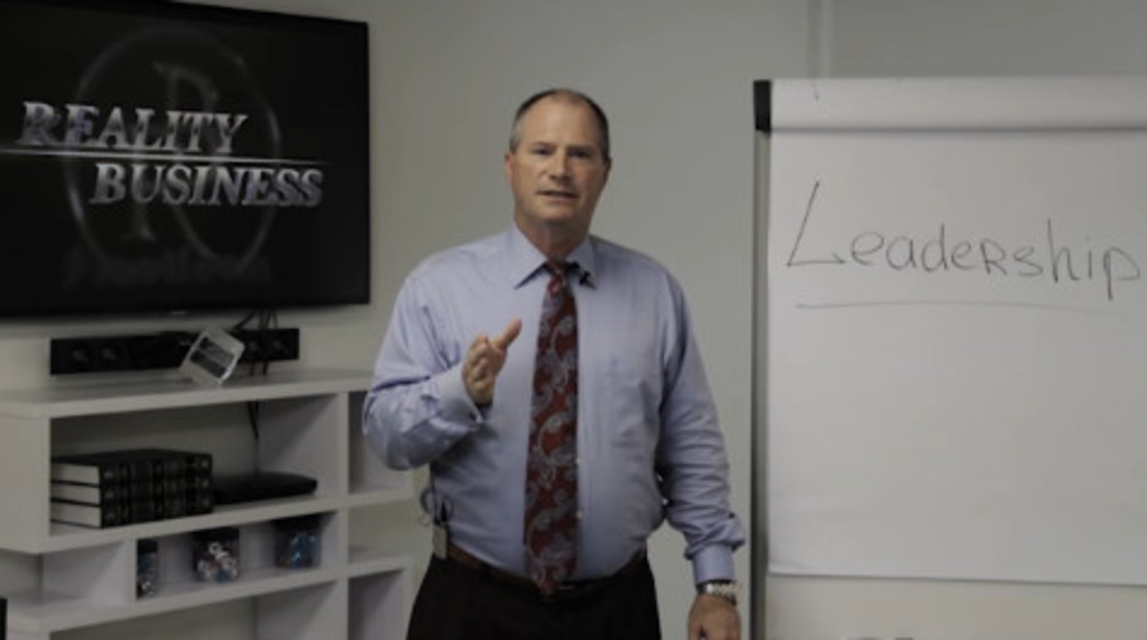 Leadership - Jim Mathers